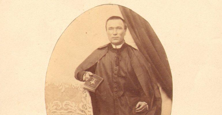Josef Bilčík na fotografii z roku 1868.